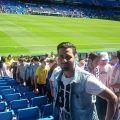 Adil Lahlali, 32, Valladolid, Spain