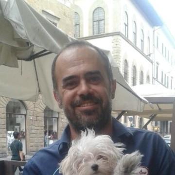ilker, 44, Firenze, Italy