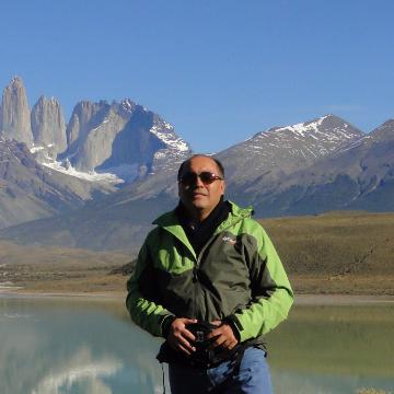 ALFREDO GUTIERREZ FAUNDEZ, 50, Santiago, Chile
