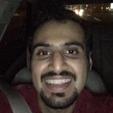 Abdullah, 26, Khobar, Saudi Arabia