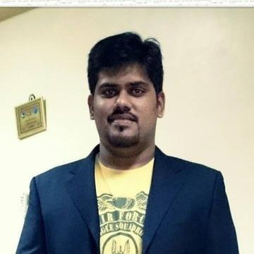 Bilal Parker, 27, Dubai, United Arab Emirates