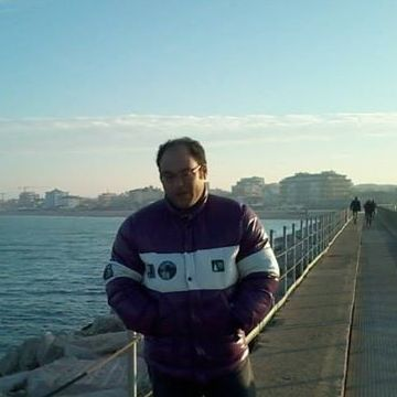 Filippo Amati, 35, San Marino, Italy