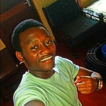 Frank Kihamba, 23, Dar Es Salam, Tanzania
