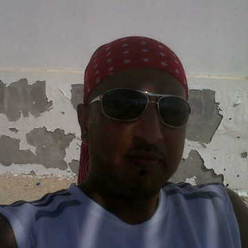 Amoo Abdullah, 44, Jeddah, Saudi Arabia