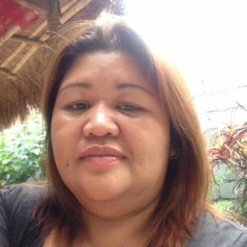 Lucianie Delgado, 44, Baguio, Philippines