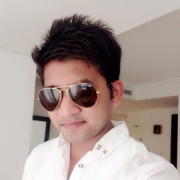 Kishore, 26, Dubai, United Arab Emirates