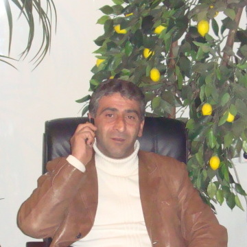 Ashot, 47, Hrazdan, Armenia