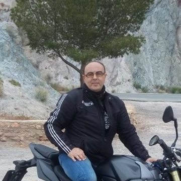 Laureano Gomez Molina, 45, Alicante, Spain