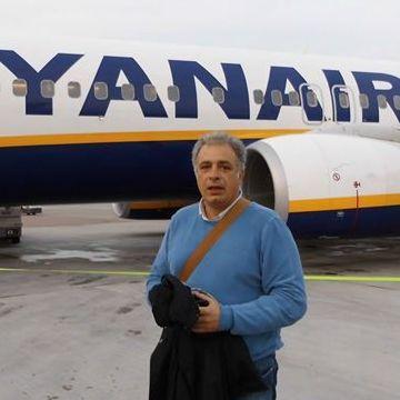 Tony Guarino, 54, Salerno, Italy