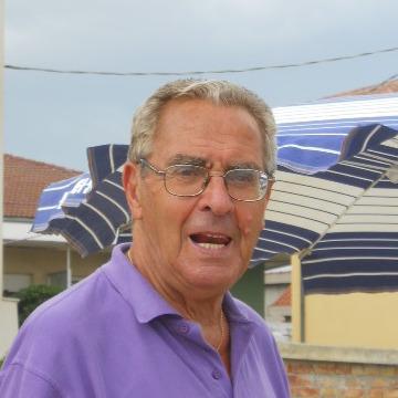 Enzo Leporati, 81, Rome, Italy