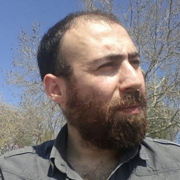 Hasan İskender, 30, Istanbul, Turkey