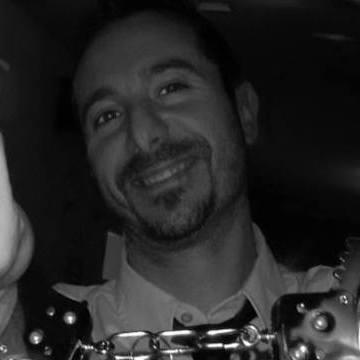 Dario Virgis, 39, Padua, Italy