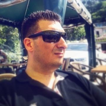 Kerem Gursoy, 39, Istanbul, Turkey