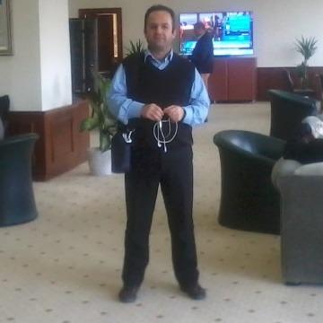 yavuz cihangir, 46, Ankara, Turkey