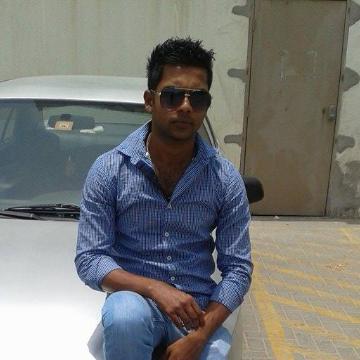 MJ Armstrong, 27, Dubai, United Arab Emirates