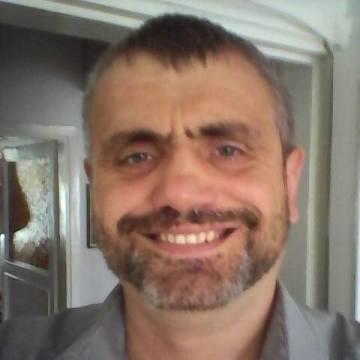 Kamil Kaya, 41, Istanbul, Turkey