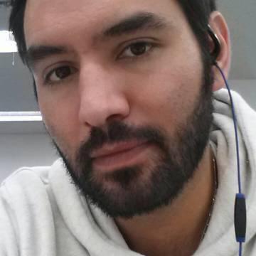 Rodrigo Amor, 35, Tokyo, Japan