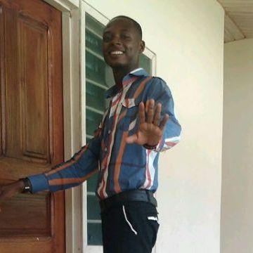 Isaac Asomah, 31, Cape Coast, Ghana