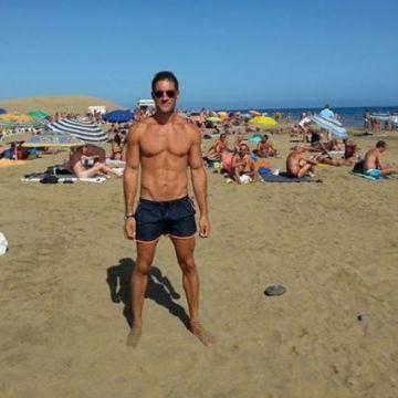 Alejandro Baez Garcia, 34, Sevilla, Spain