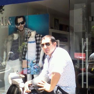Jonatan Ariel Diaz Paez, 37, Berisso, Argentina