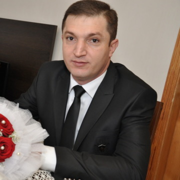 Aqshin Nadjafov, 36, Baku, Azerbaijan
