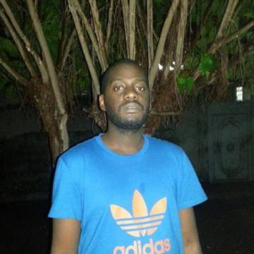 jean-jacques, 30, Abidjan, Cote D'Ivoire