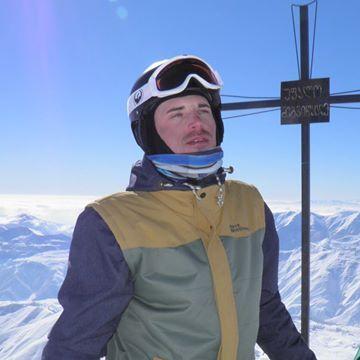 Andrey Bohdanov, 33, Kiev, Ukraine