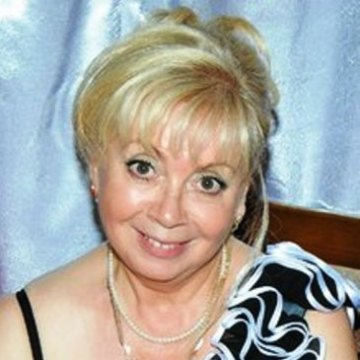 людмила, 53, Moscow, Russia