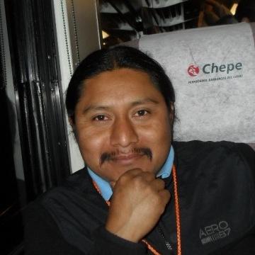 Che Vasquez, 36, Oaxaca, Mexico