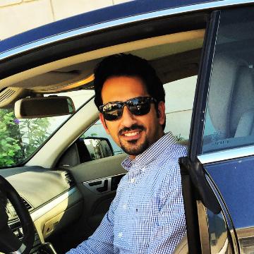 Hamed Abu Hamour, 31, Abu Dhabi, United Arab Emirates