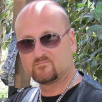 Claudio Red Skorpion, 41, Avola, Italy