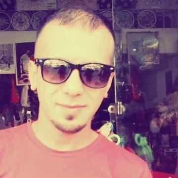 Azizcan Akkuş, 28, Mersin, Turkey