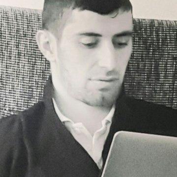 Ahmad Sadu, 30, Vienna, Austria