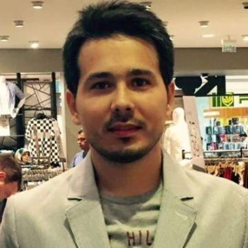 Erdal Köseoğlu, 31, Istanbul, Turkey