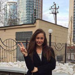 Olga Tkachenko, 25, Kiev, Ukraine