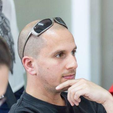 Chen Cohen, 31, New York, United States
