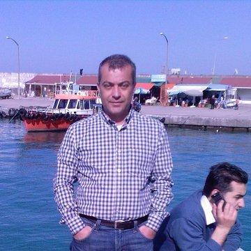 Ergün Er, 50, Ankara, Turkey
