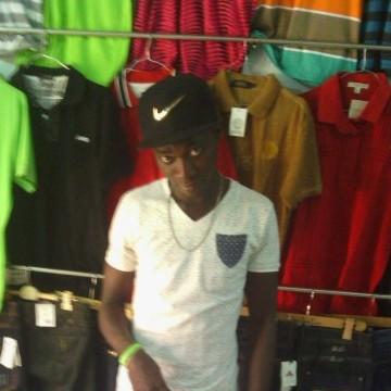 richmond, 24, Accra, Ghana