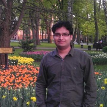 Abhishek Singh, 29, Homyel, Belarus