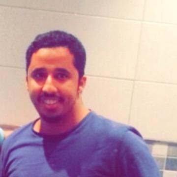 Osama, 27, Dammam, Saudi Arabia