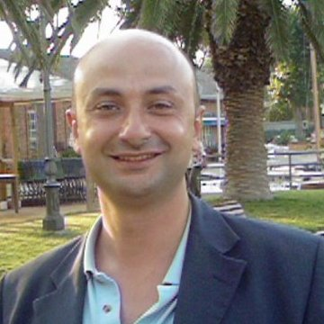 Fausto Pedullà, 46, Reggio Calabria, Italy