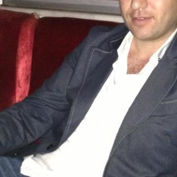 Mehmet Çekerekli, 38, Istanbul, Turkey