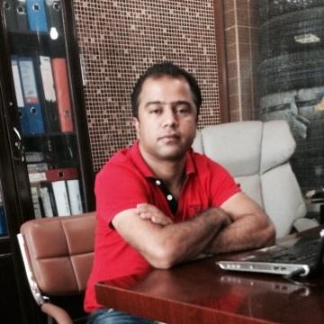 Esmaeil Karim, 33, Sharjah, United Arab Emirates