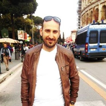 Severa Stefan, 42, Rome, Italy