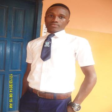 Abdul Abdul-Ganiu, 25, Tamale, Ghana
