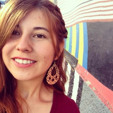 Carolina, 26, Santiago, Chile