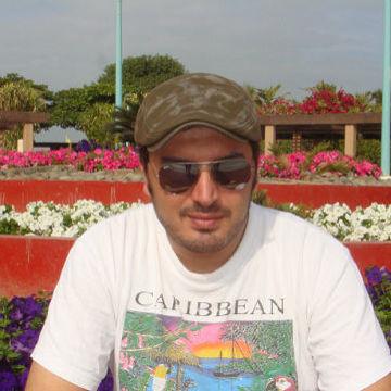 Amin Alkhalailah, 37, Dubai, United Arab Emirates