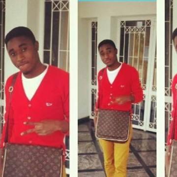 Jedosty, 22, Accra, Ghana