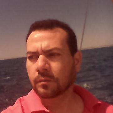 Javi Marhuenda, 46, Alicante, Spain