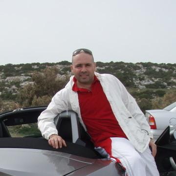 Aristos Constantinou, 48, Ayia Napa, Cyprus